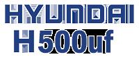 دستگاه تصفیه آب هیوندای h500uf