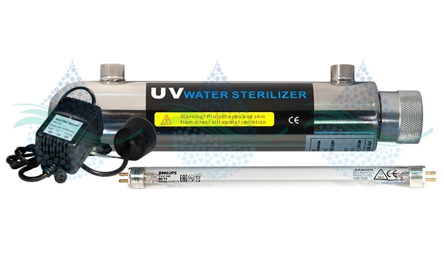 کاربرد های لامپ های UV در دستگاه تصفیه آب