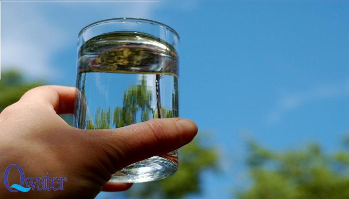 آب آشامیدنی ناسالم