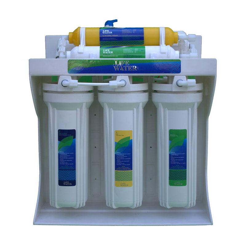 دستگاه تصفیه آب لایف واتر مدل اکو 6 مرحله