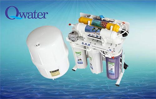 دستگاه تصفیه آب مخزن دار